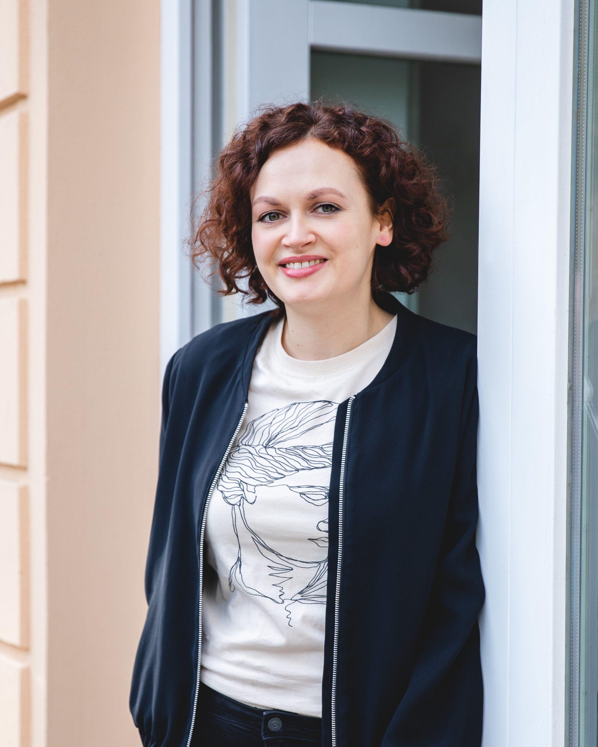 Dr. Lina Strauss Lektorin und Texterin Berlin